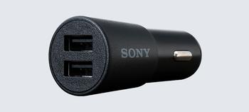 CPCADM2: Ładowarka samochodowa z dwoma portami USB HiQ Studio