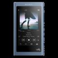 NWA55LN (niebieski): Walkman® zaawansowany Odtwarzacz muzyczny | Sony Center Nowy Sącz