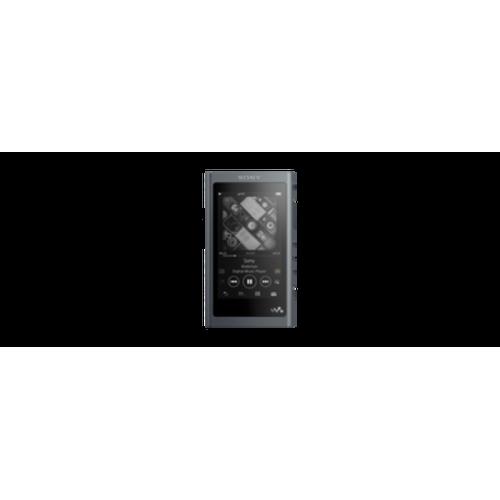 NWA55LB (czarny): Walkman® zaawansowany Odtwarzacz muzyczny | Sony Center Nowy Sącz