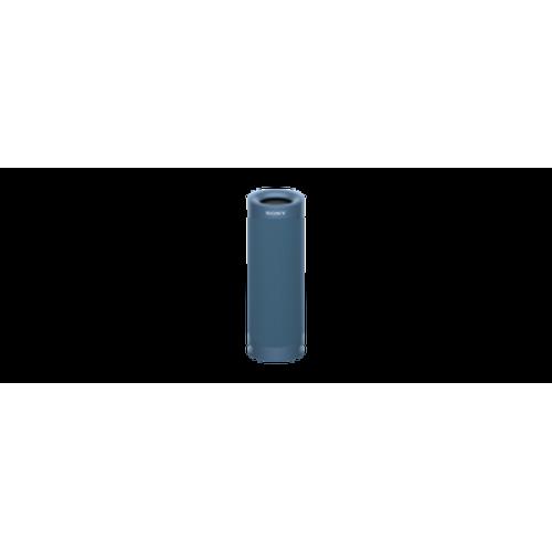 Przenośny GŁOŚNIK SRS-XB23L niebieski z BLUETOOTH | Sony Center Nowy Sącz