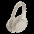 Słuchawki bezprzewodowe WH-1000XM4S srebrne | Sony Center Nowy Sącz