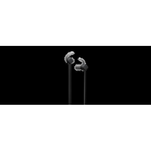 SONY WI-SP510B czarne - Bezprzewodowe, sportowe słuchawki douszne | Sony Center Nowy Sącz