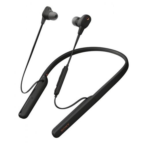 SONY WI-1000XM2B czarne – bezprzewodowe słuchawki douszne z systemem redukcji hałasu | Sony Center Nowy Sącz