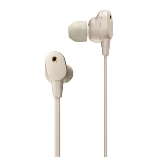 SONY WI-1000XM2S srebrne – bezprzewodowe słuchawki douszne z systemem redukcji hałasu | Sony Center Nowy Sącz