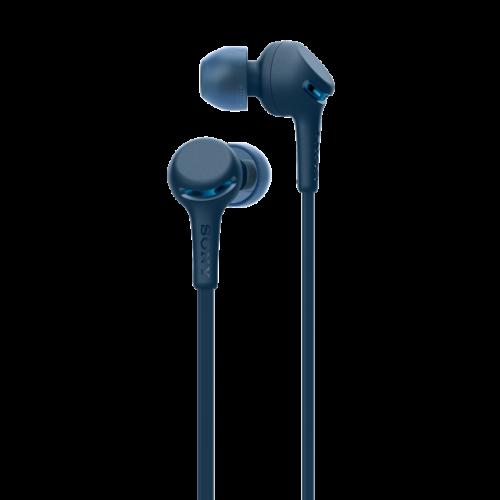 SONY WI-XB400L niebieskie - Bezprzewodowe słuchawki douszne z EXTRA BASS | Sony Center Nowy Sącz