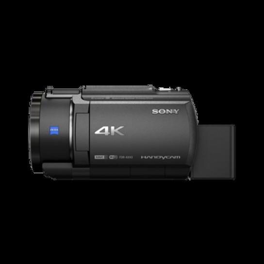 SONY FDRAX43B - kamera Handycam® 4K   Sony Center Nowy Sącz