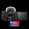 Aparat SONY ZV-1 aparat do wideoblogów | Sony Center Nowy Sącz