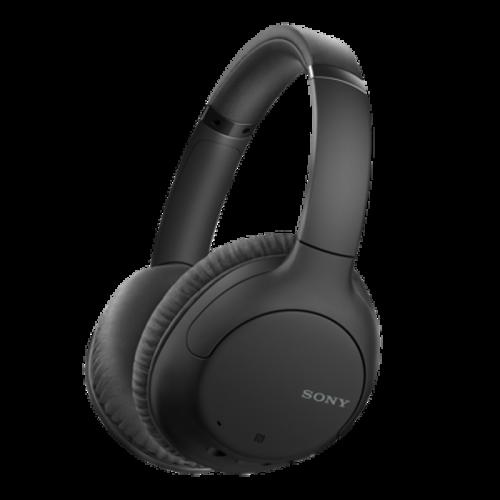 WH-CH710NB czarne: bezprzewodowe słuchawki z systemem redukcji hałasu | Sony Center Nowy Sącz