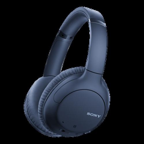 WH-CH710NL niebieskie: bezprzewodowe słuchawki z systemem redukcji hałasu | Sony Center Nowy Sącz