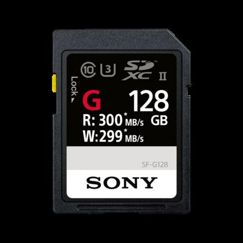 KARTA SONY SFG1G 128GB