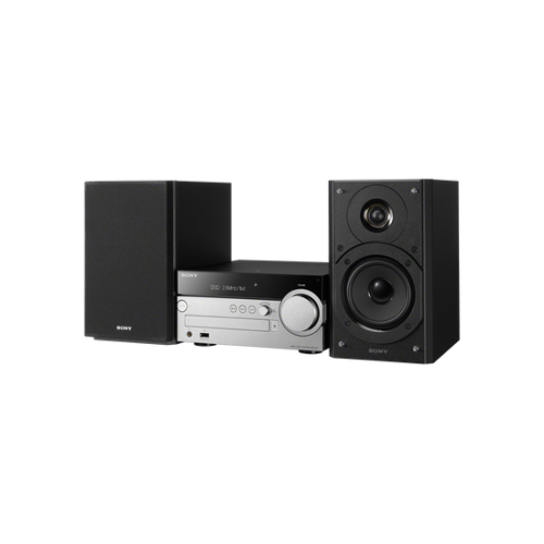 CMTSX7: Zestaw muzyczny hi-fi z technologiami Wi-Fi i Bluetooth®