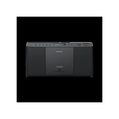 ZSPE60B: Odtwarzacz CD typu boombox