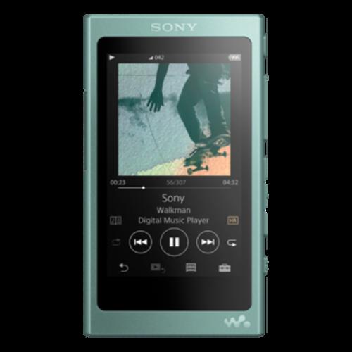 NWA45G: Walkman® z dźwiękiem Hi-Res 16GB