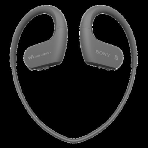 NWWS623B: Wodoodporny i pyłoszczelny Walkman® z technologią Bluetooth®