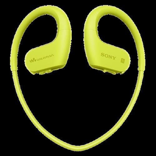 NWWS623G: Wodoodporny i pyłoszczelny Walkman® z technologią Bluetooth®