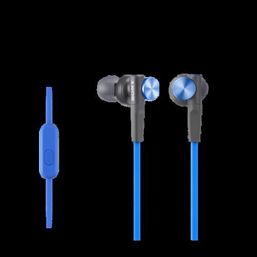 MDRXB50APL: Słuchawki douszne EXTRA BASS™