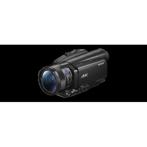 FDRAX700: Kamera z technologią HDR pozwala w pełni wykorzystać wyjątkową jakość obrazów w wysokiej rozdzielczości 4K