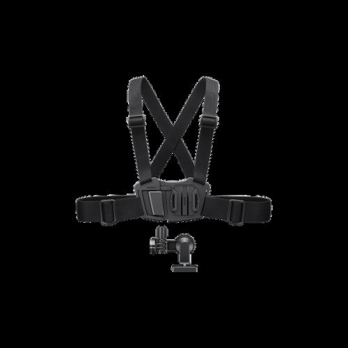 AKACMH1: Uprząż na klatkę piersiową z uchwytem na kamerę Action Cam