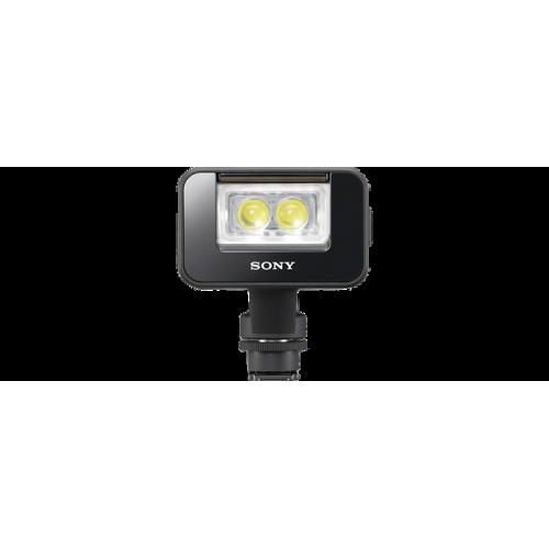 HVLLEIR1: Lampa wideo z zasilaniem bateryjny