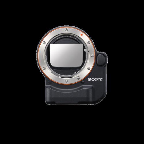 LA-EA4: Adapter mocowania typu A do korpusów z pełnoklatkową (35 mm) matrycą obrazu