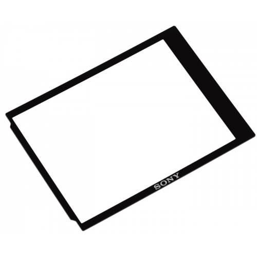 PCKLM15: Ochraniacz ekranu LCD do aparatów Cyber-shot&trade RX1 / RX100 i α7 II