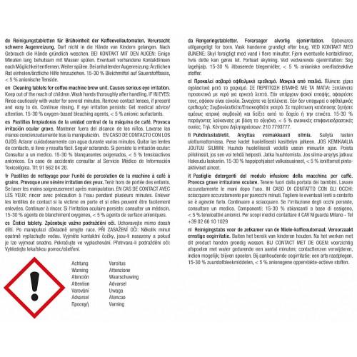 GP CL CX 0102 T Tabletki czyszczące