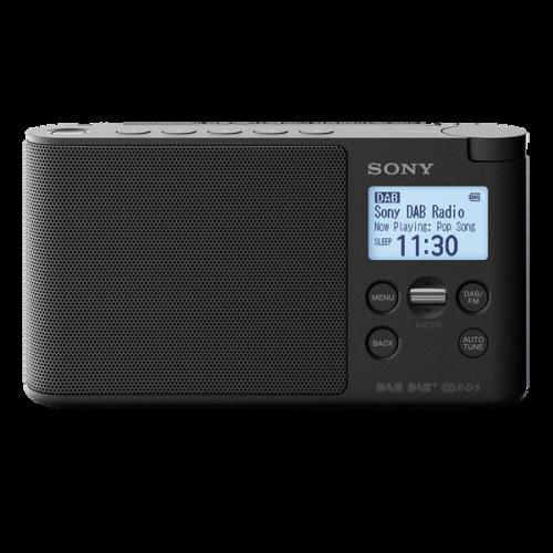 XDRS41DB: Przenośne radio DAB/DAB+