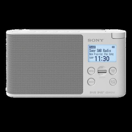 XDRS41DW: Przenośne radio DAB/DAB+