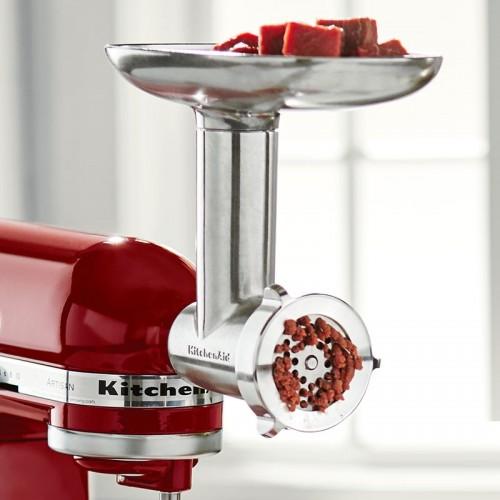 Metalowa maszynka do mięsa KitchenAid 5KSMMGA