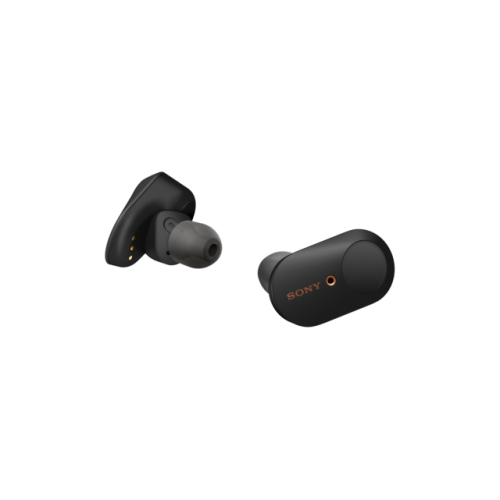 Słuchawki bezprzewodowe WF-1000XM3B | PRZEDSPRZEDAŻ! SPRAWDŹ OFERTĘ! Sony Center Nowy Sącz