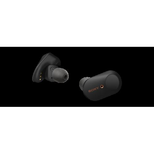 Słuchawki bezprzewodowe WF-1000XM3B   PRZEDSPRZEDAŻ! SPRAWDŹ OFERTĘ! Sony Center Nowy Sącz